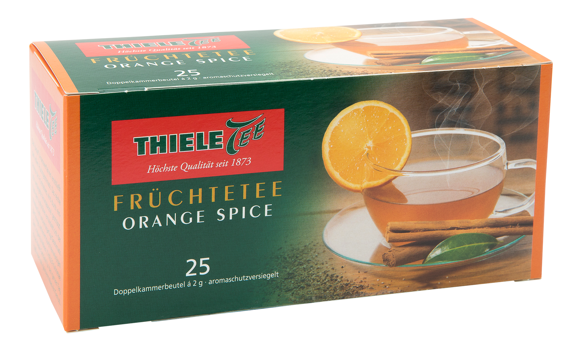 Juicea Orange Spice 25 x 2g