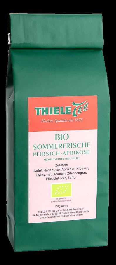 BIO Sommerfrische Pfirsich-Aprikose 100g