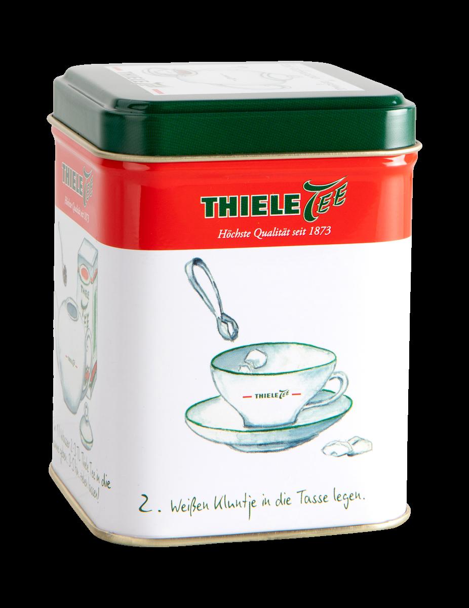 THIELE TEE Teedose Zubereitung 100g gefüllt