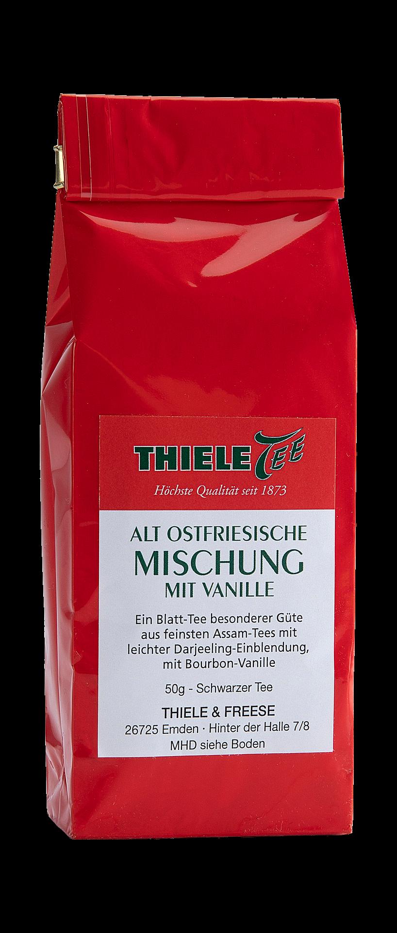 Alt-Ostfriesische Mischung mit Vanille 50g