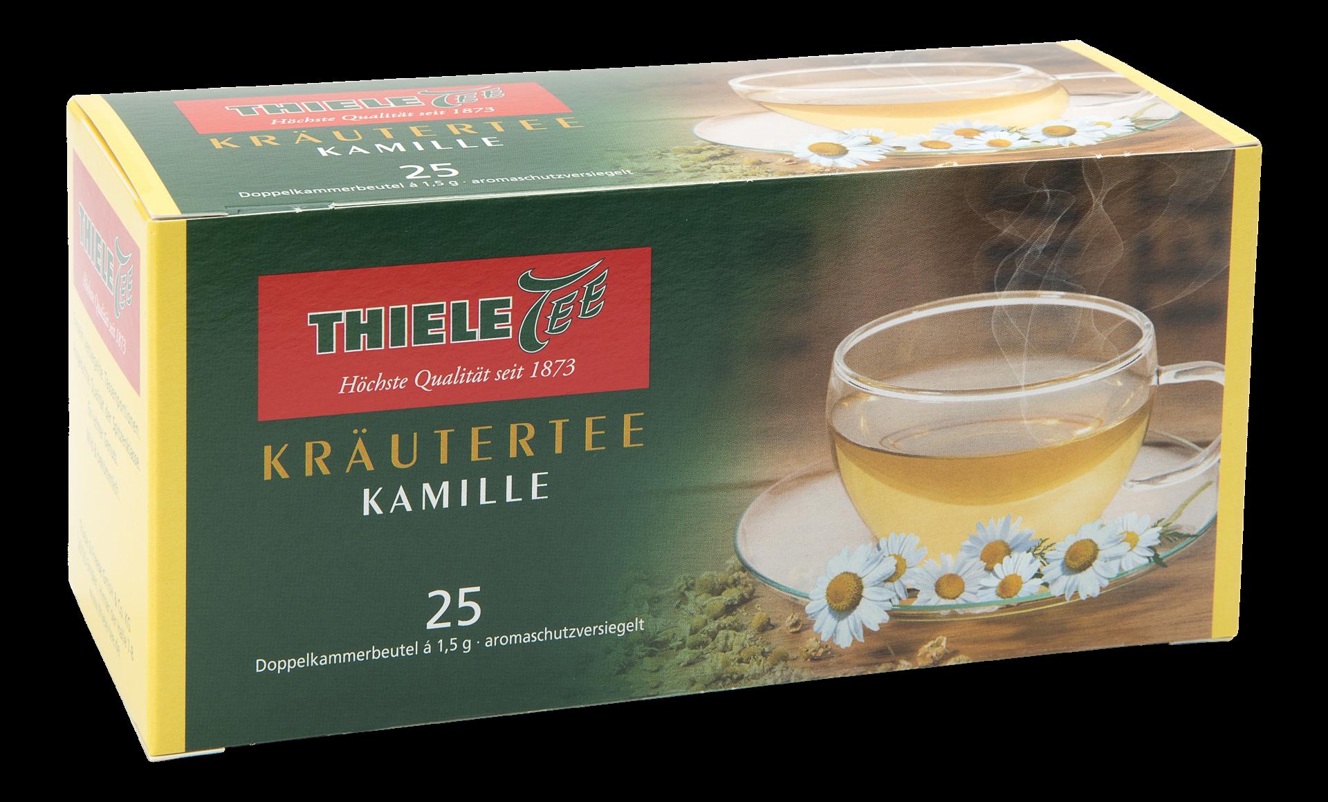 Kräutertee Kamille 25 x 1,5g