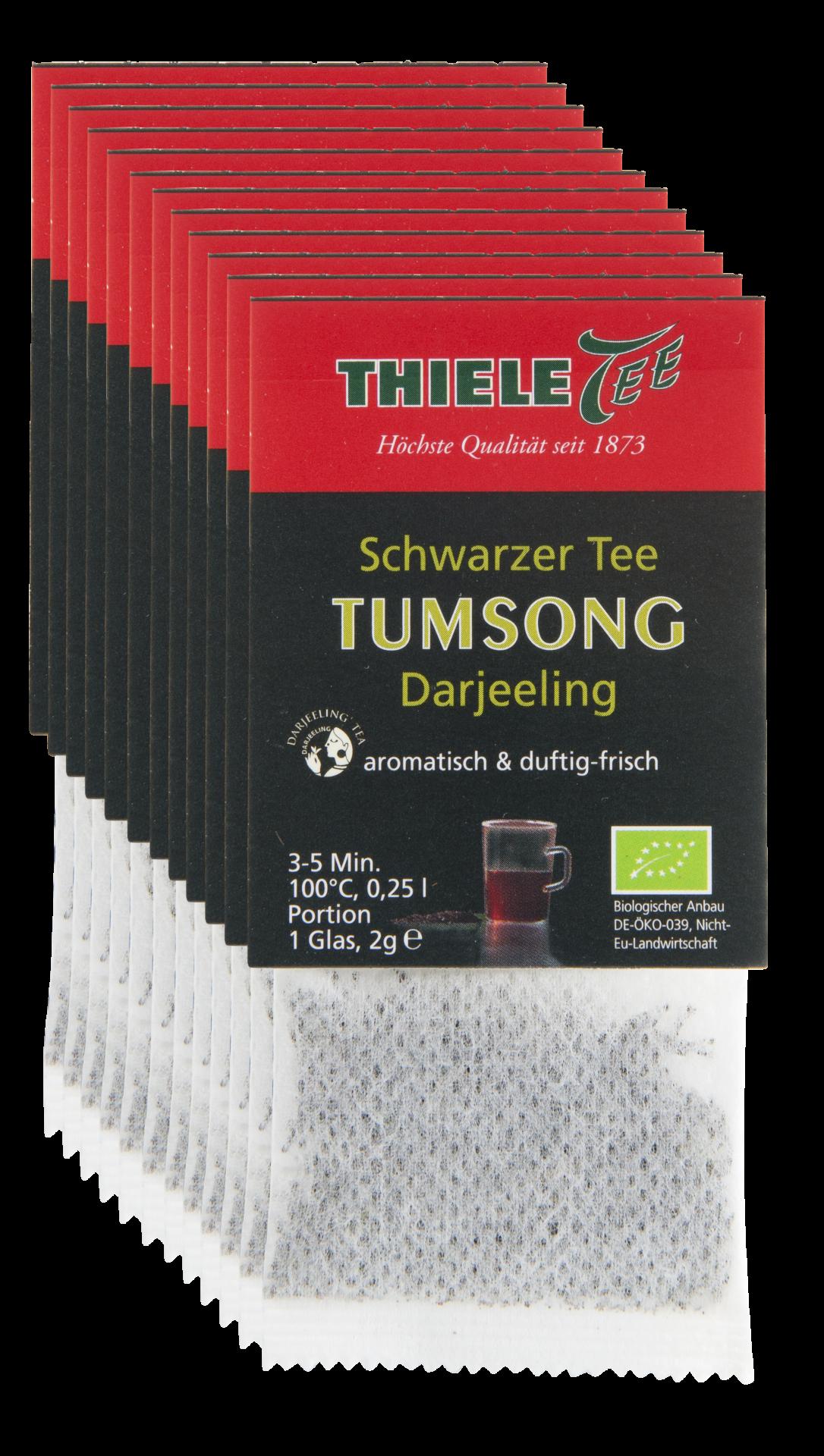 BIO Edition Darjeeling Tumsong 20 x 2g