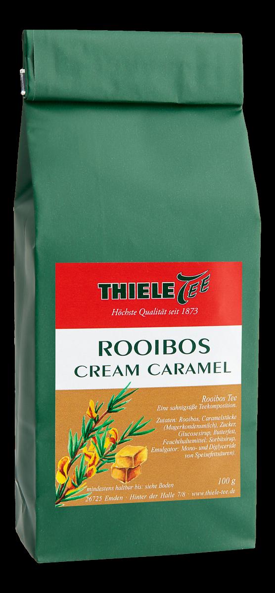 Rooibos Cream Caramel 100g