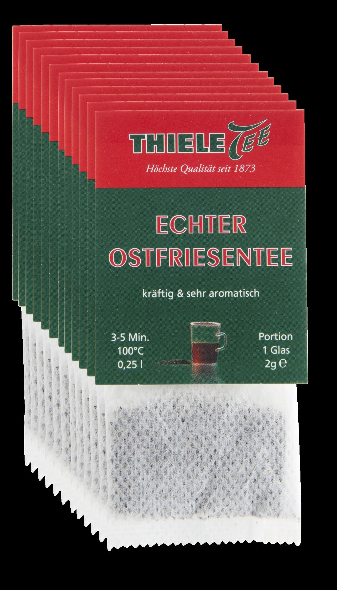 Edition Echter Ostfriesentee 20 x 2g - Tassenportion