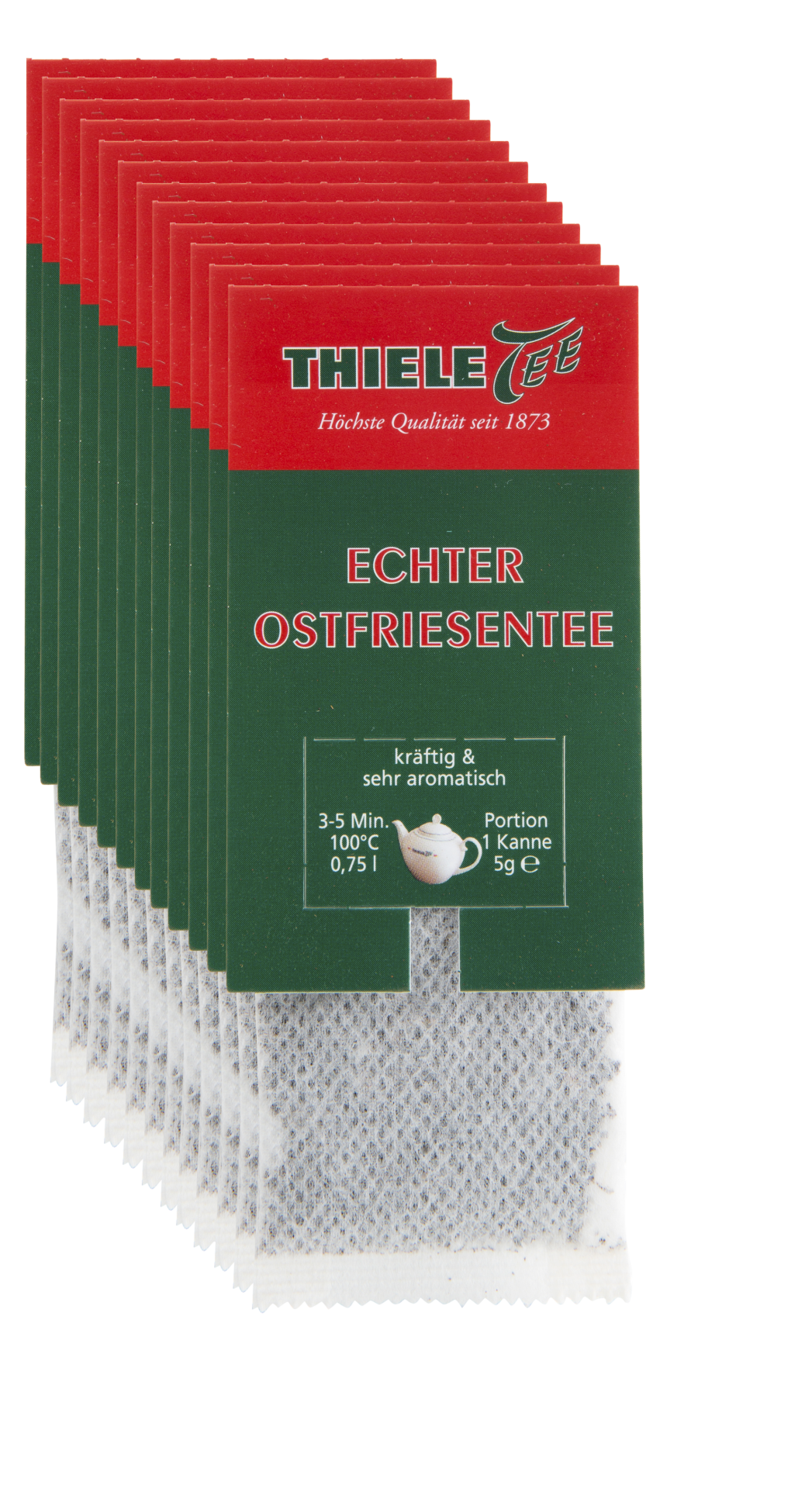 Edition Echter Ostfriesentee 20 x 5g - Kannenportion