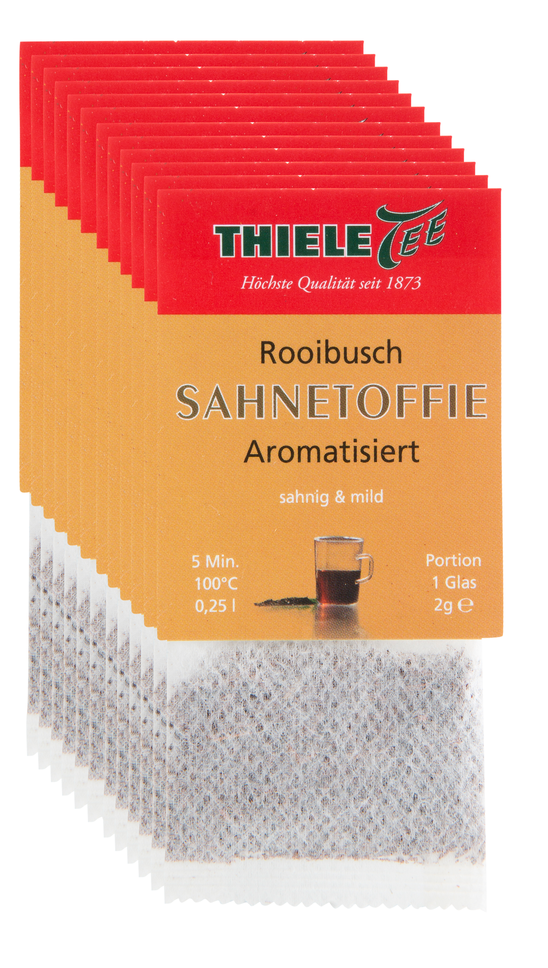 Edition Rooibos Sahne-Toffie 20 x 2g