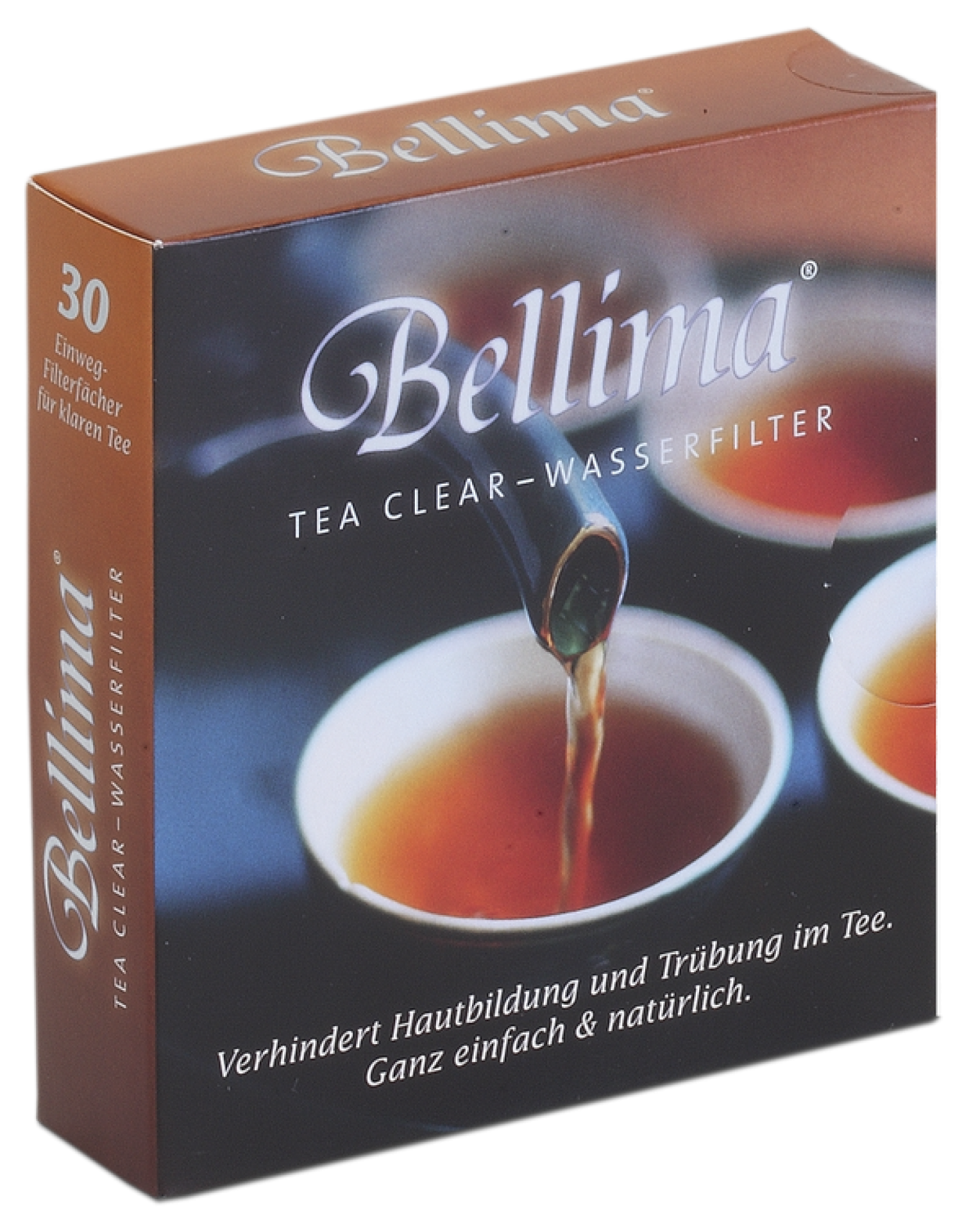 Bellima Wasserfilter 30 Stück