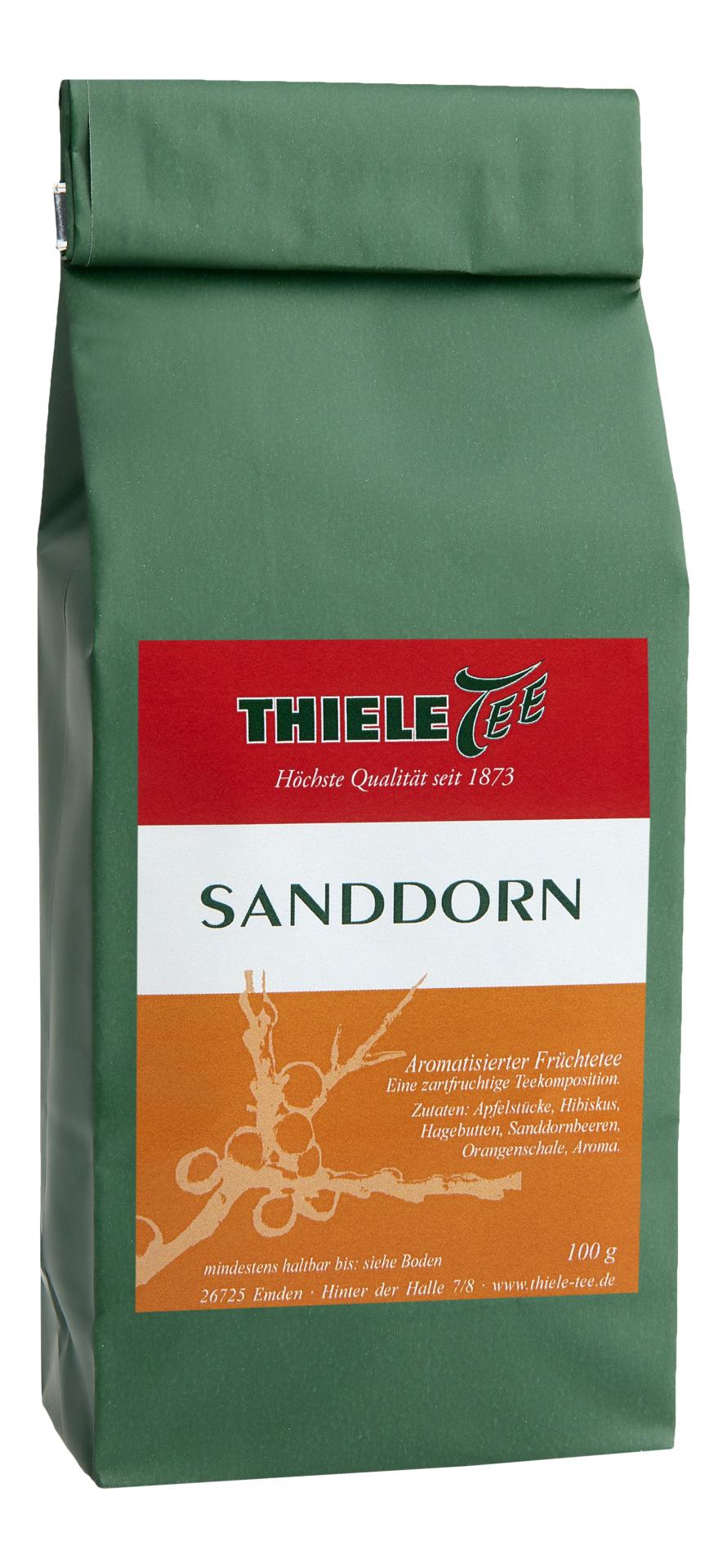 Sanddorn Früchtetee 100g