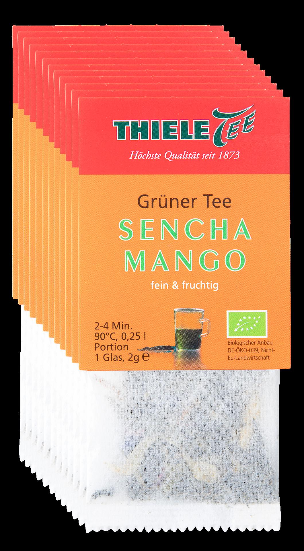 BIO Edition Sencha Mango 20 x 2g