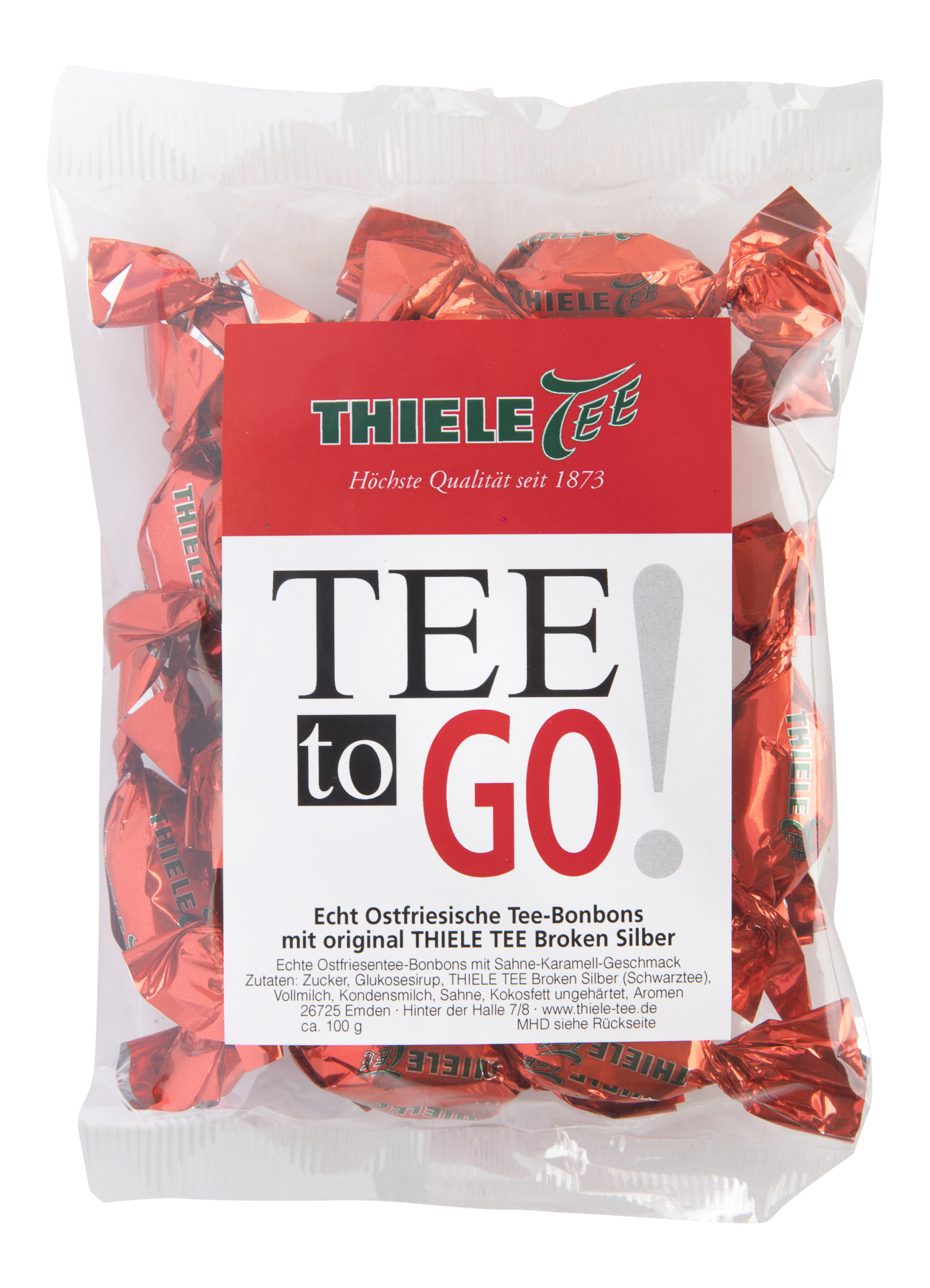 THIELE TEE Tea to Go Tee-Bonbon
