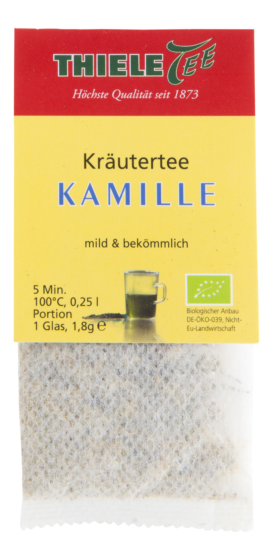 BIO Edition Kamille 20 x 1,8g